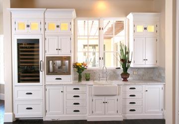 Kitchen Beverage Center Design